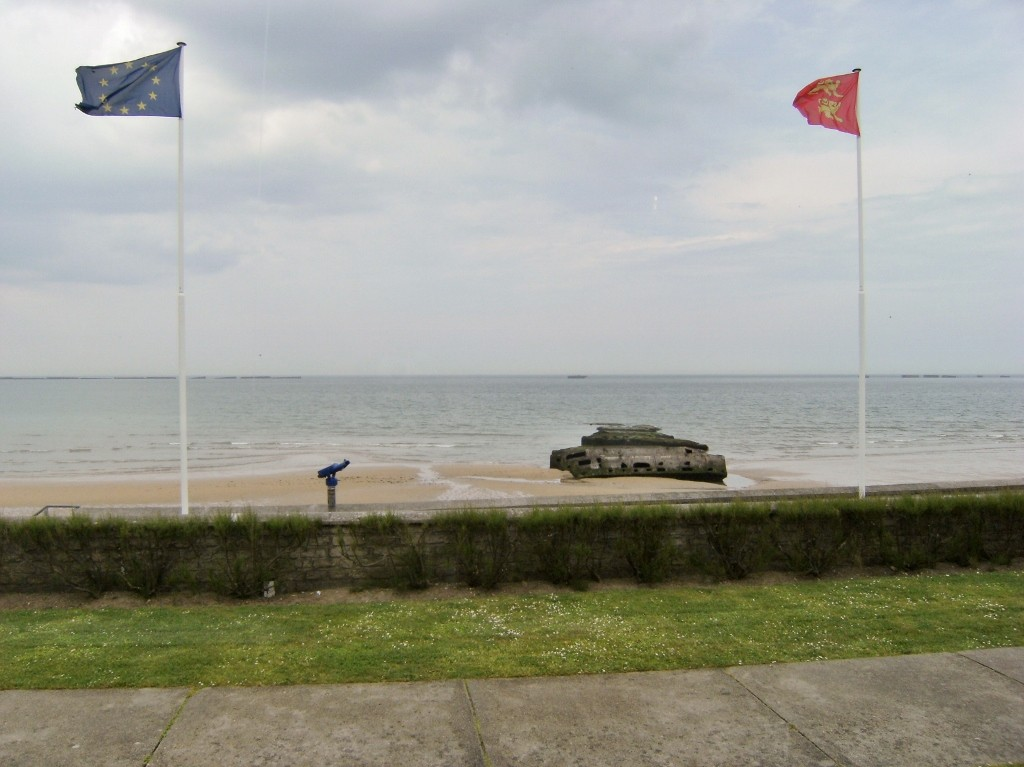 France Normandy Arromanches - 1 (1024x767)