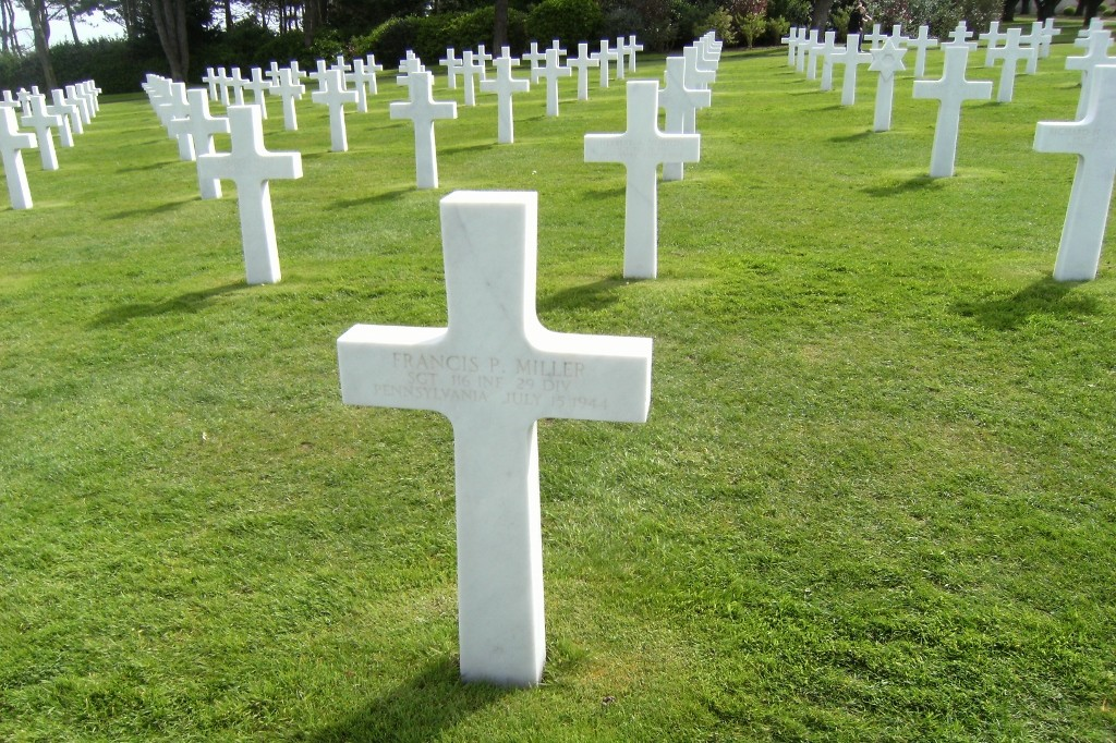France -  Normandy Cemetery - 2 (1024x682)