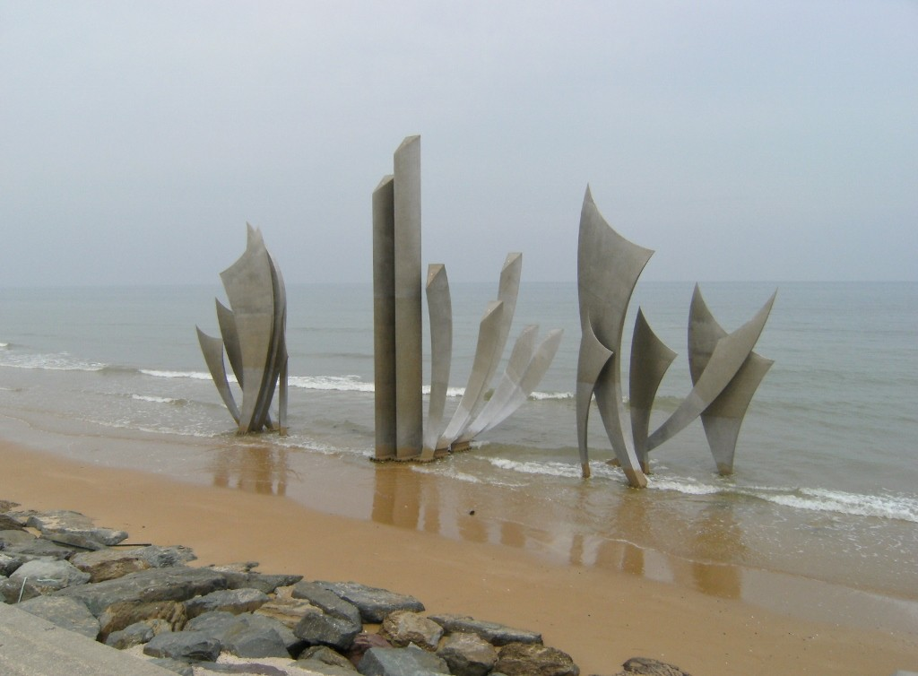 France -  Normandy Omaha Beach - 7 (1024x754)