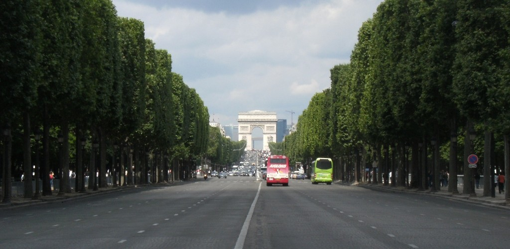 France - Paris - Arc de Triomphe - 3 (1024x501)