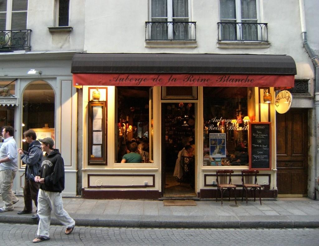 France - Paris - Auberge de la Reine Blanche - 1 (1024x791)