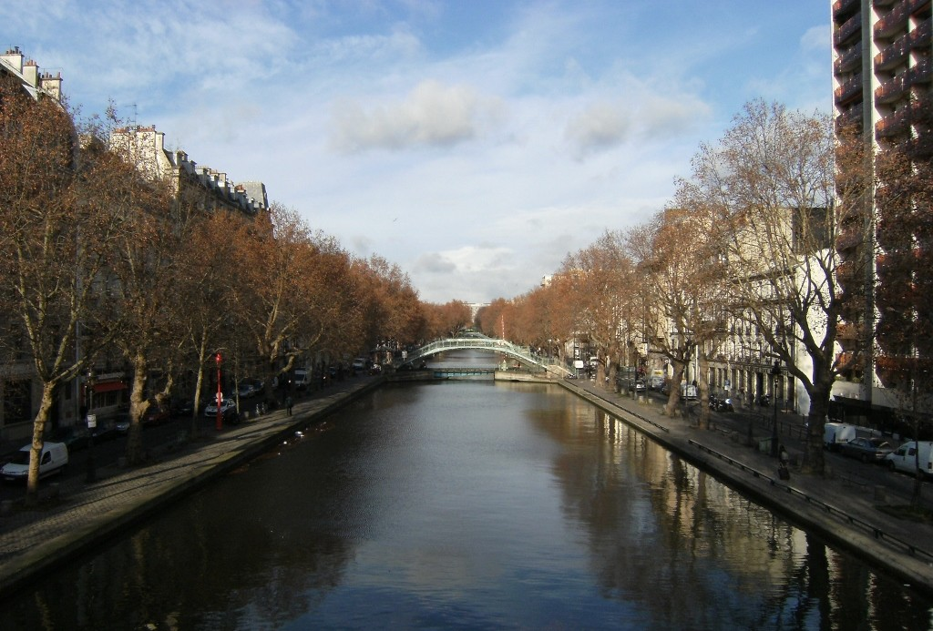 France - Paris - Canal Saint-Martin - 1 (1024x751)