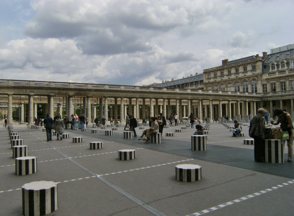 France - Paris - Colonnes de Buren - 1 (1024x753)