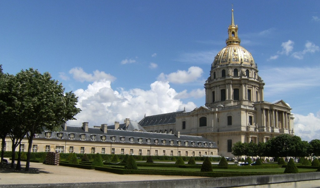 France - Paris - Hotel des Invalides - 2 (1024x603)