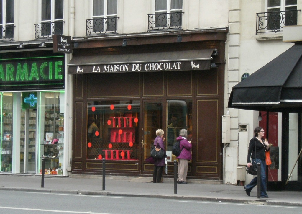 France - Paris - La Maison du Chocolat - 2 (1024x725)