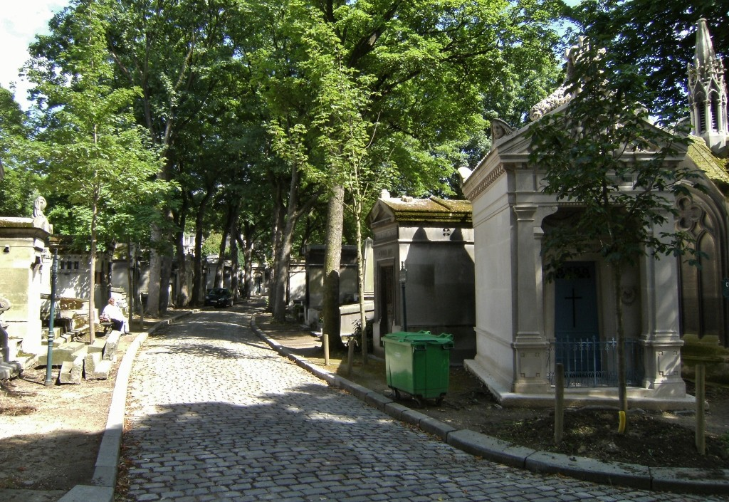 France - Paris - Pere Lachaise - 1 (1024x705)