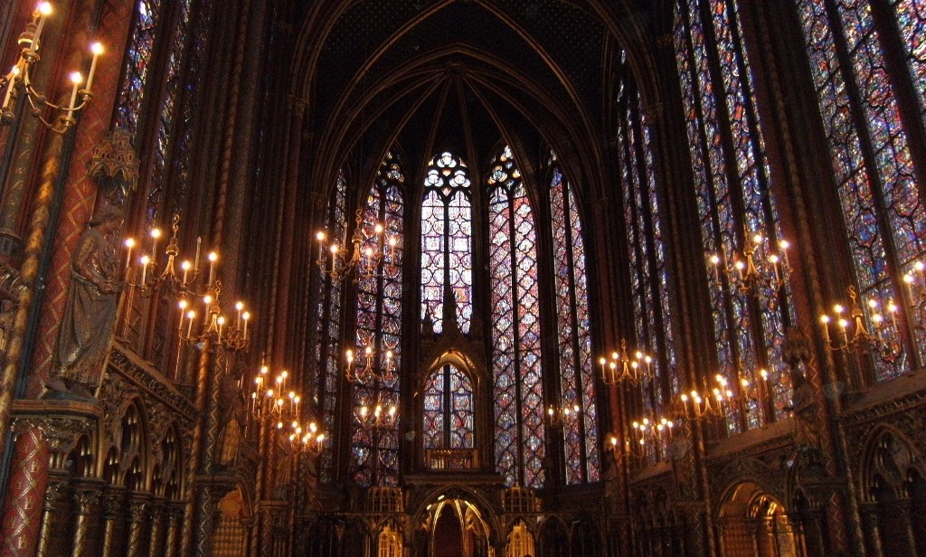France - Paris - Sainte Chapelle - 1 (1024x616)