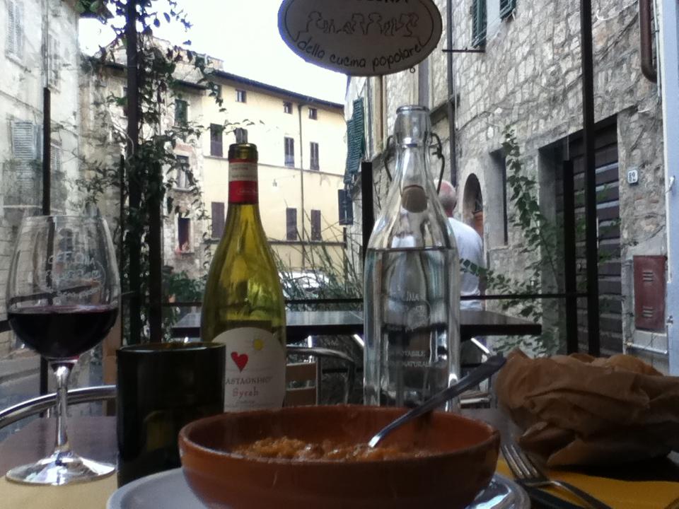 Italy - Colle di Val dElsa - Officina della Cucina Popolare - 6