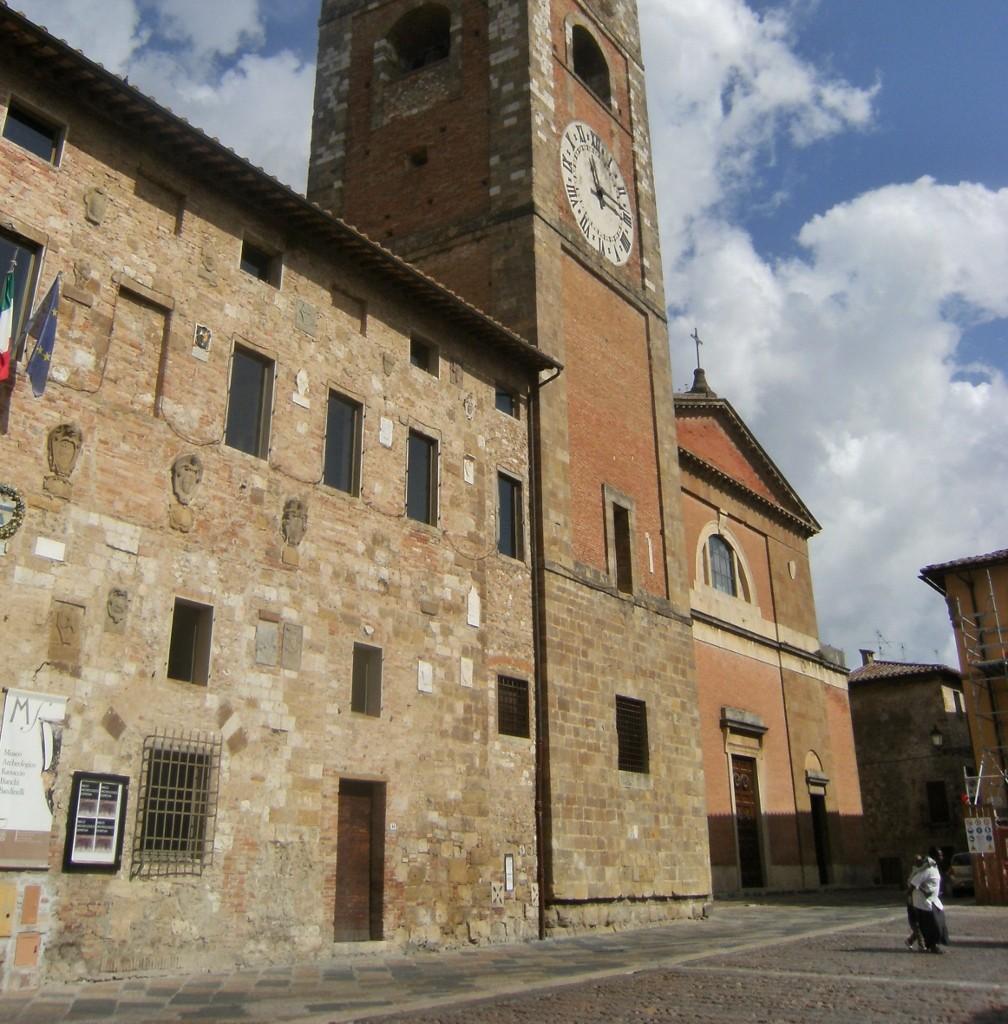 Italy - Colle di val dElsa - Church - 1 (1008x1024)
