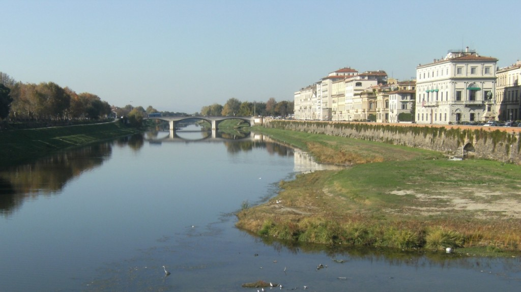 Italy - Florence - Arno River - 7 (1280x718)