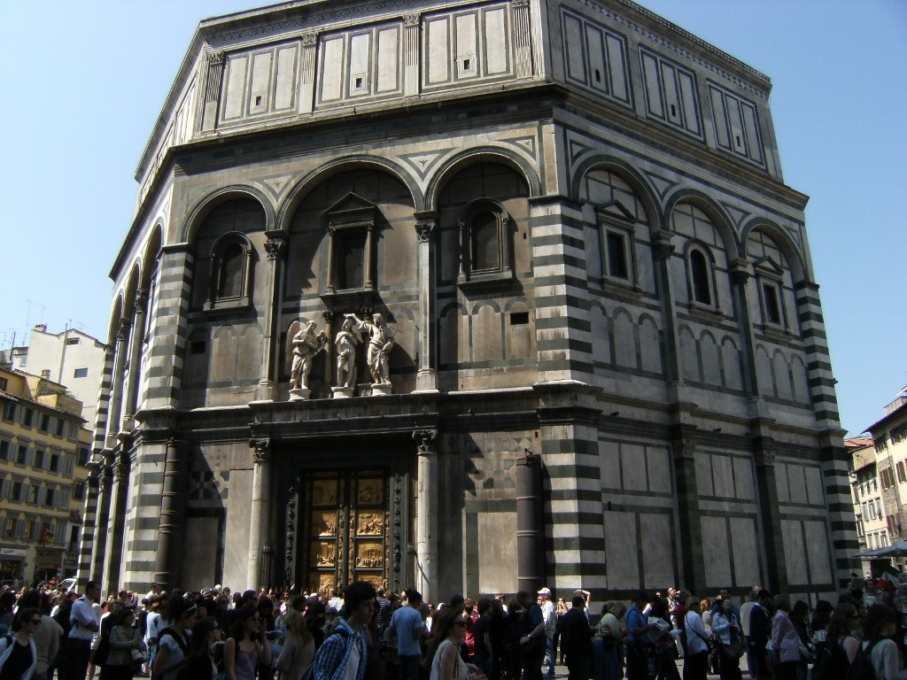 Italy - Florence - Baptistery (1024x768)