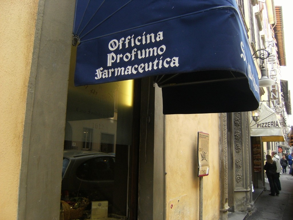 Italy - Florence - Officina Santa Maria Novella - 1 (1024x768)
