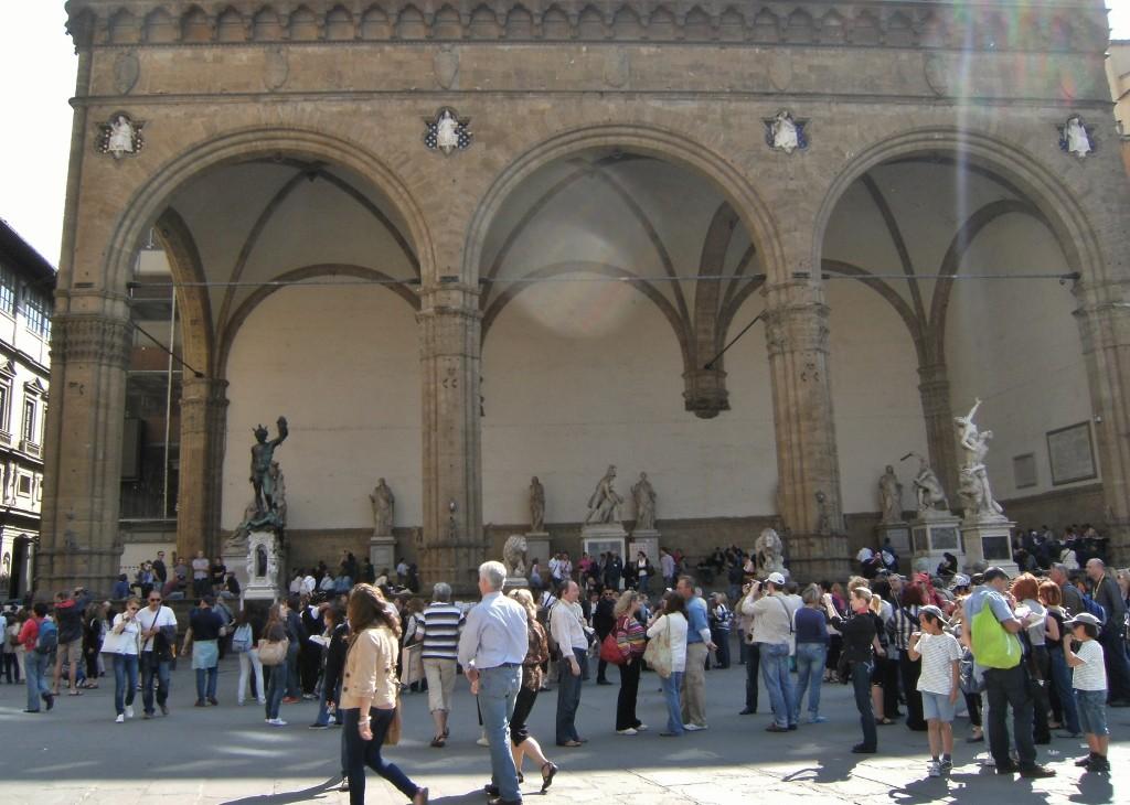 Italy - Florence - Piazza della Signoria - 1 (1024x730)