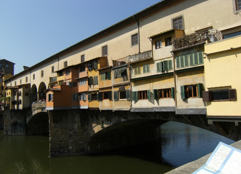 Italy - Florence - Ponte Vecchio (1024x740)