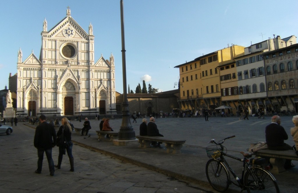 Italy - Florence - Santa Croce - 2 (1280x845)