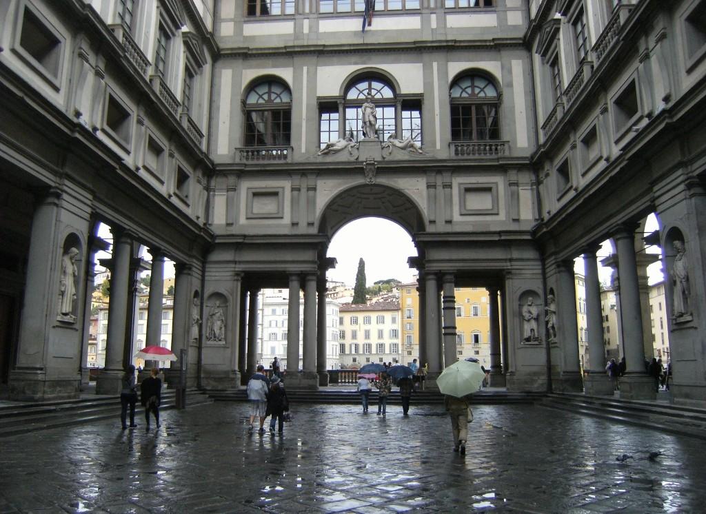 Italy - Florence - Uffizi Gallery (1024x746)