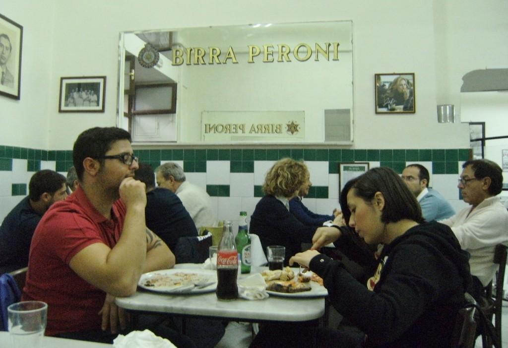 Italy - Naples - Antica Pizzeria Da Michele - 1