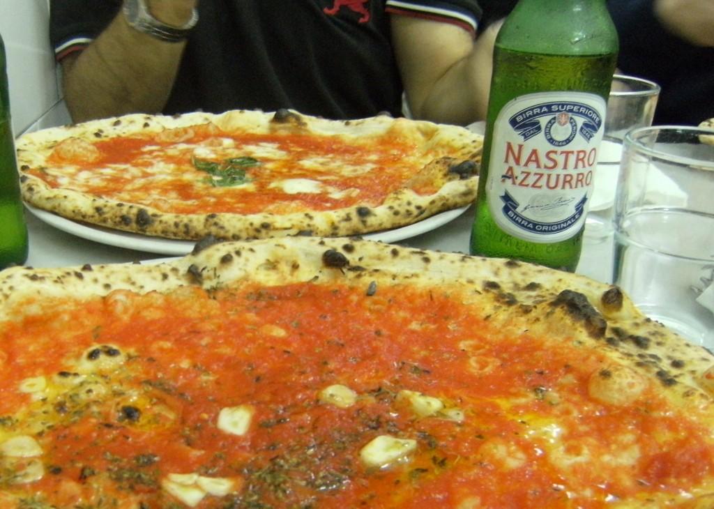 Italy - Naples - Antica Pizzeria Da Michele - 2