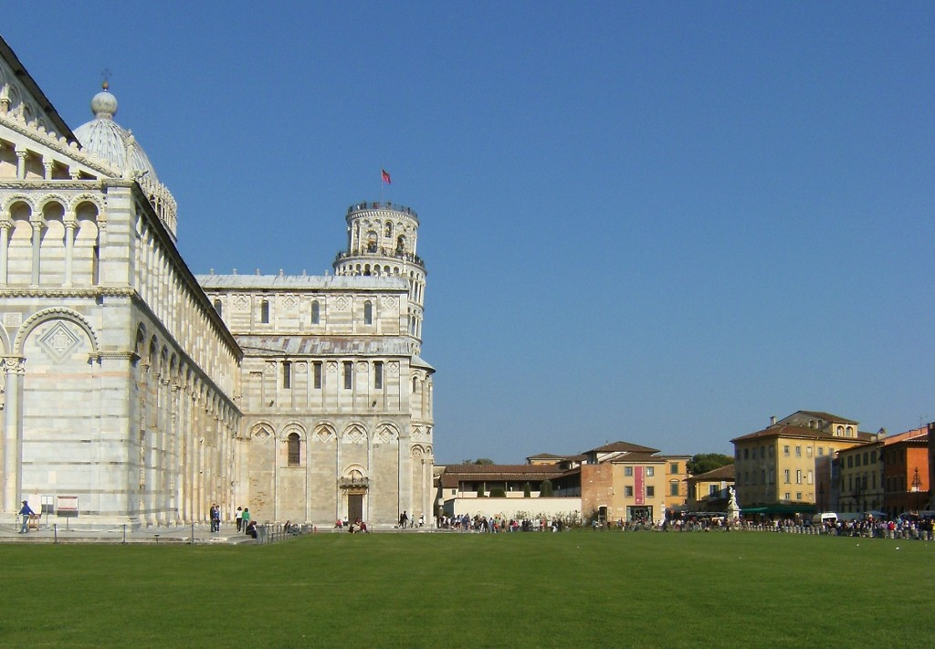 Italy - Pisa - Leaning Tower - 1