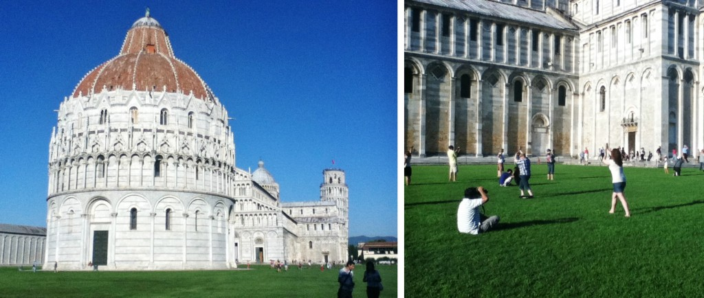 Italy - Pisa - Leaning Tower - 3