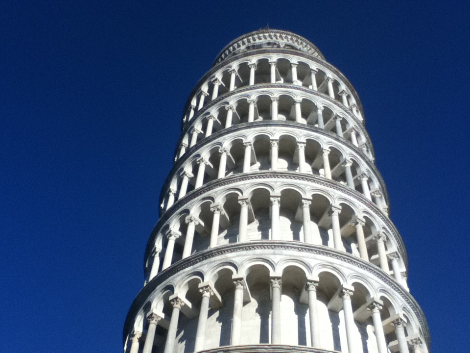 Italy - Pisa - Leaning Tower - 4