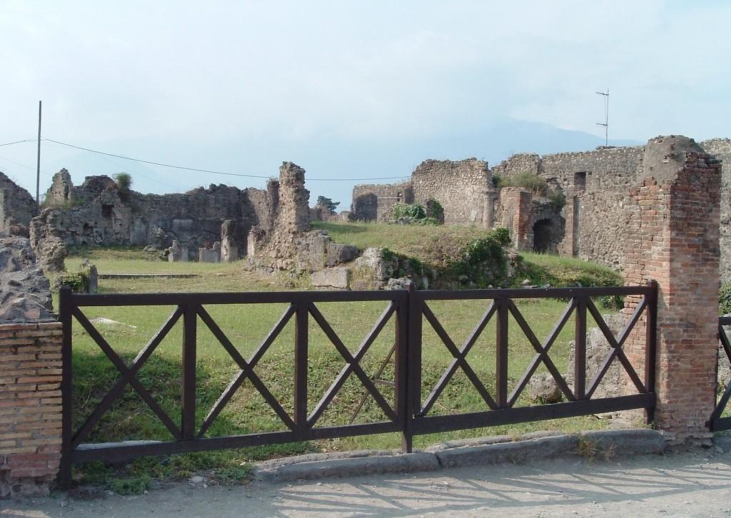 Italy - Pompeii Ruins - 1