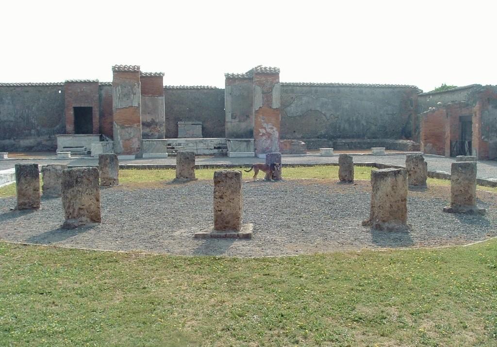 Italy - Pompeii Ruins - 2