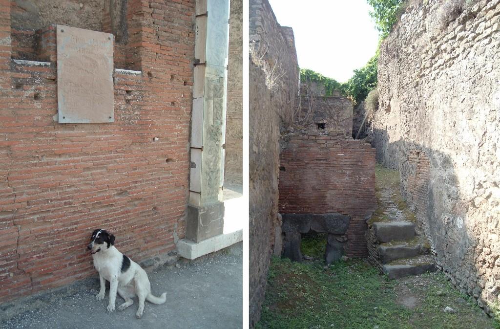 Italy - Pompeii Ruins - 3