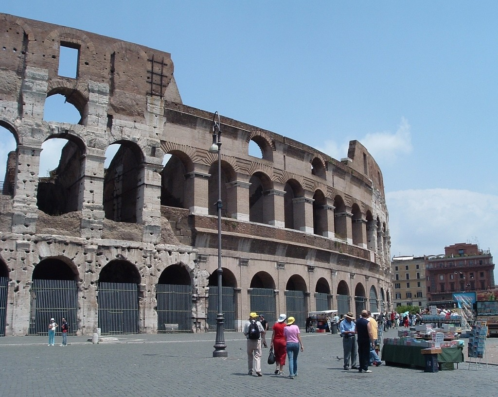 Italy - Rome - Colosseum - 3 (1024x817)