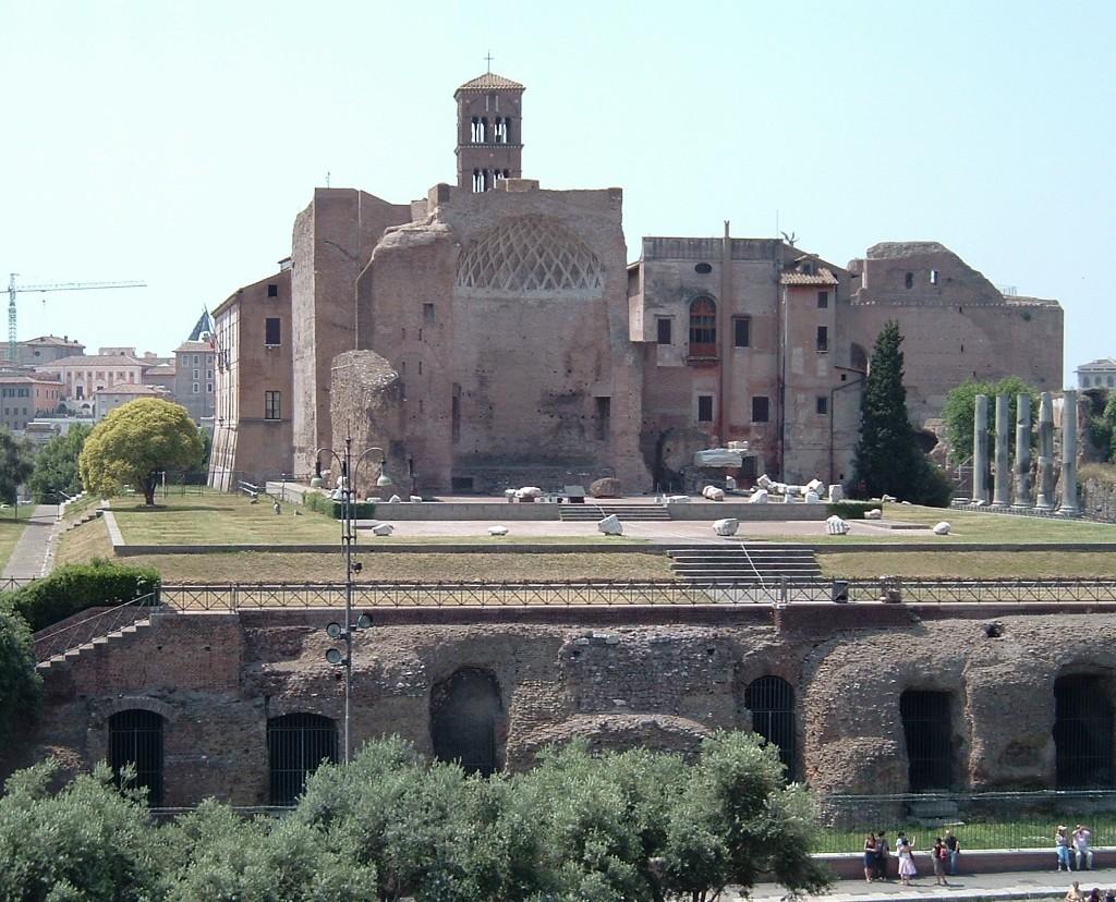Italy - Rome - Forum - 1 (1024x828)