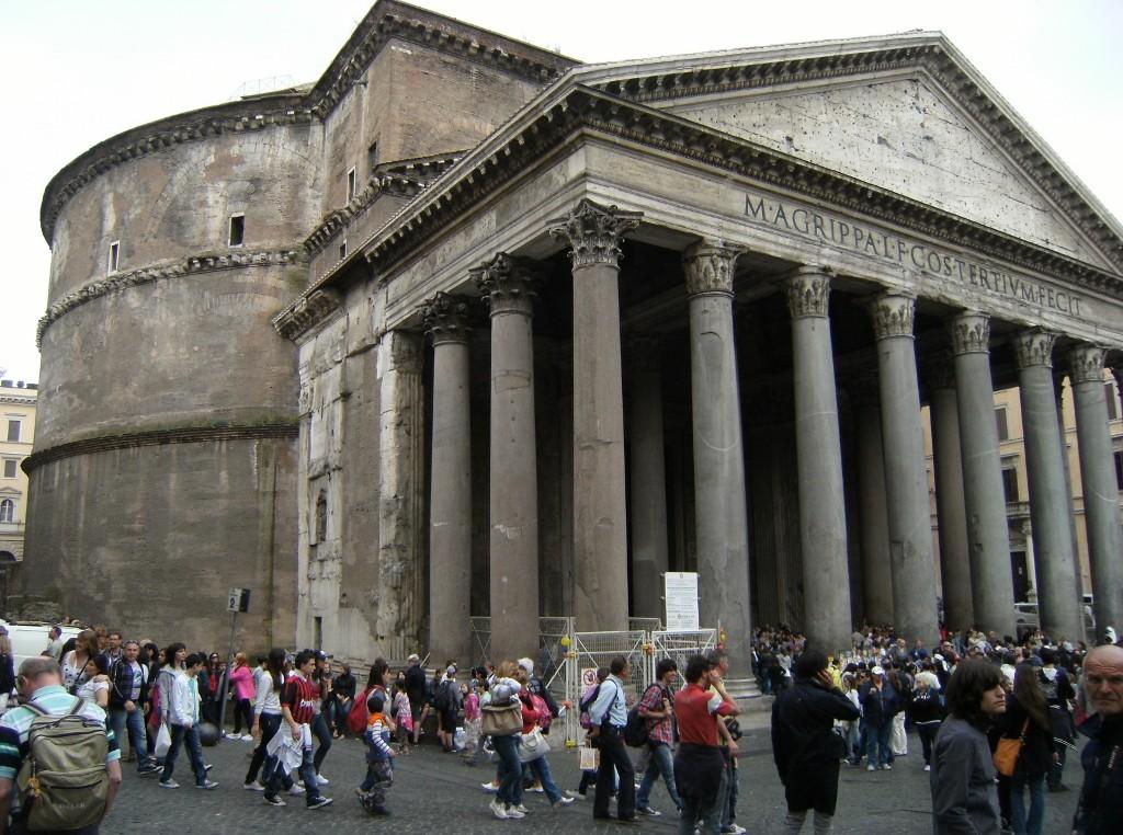 Italy - Rome - Pantheon - 1 (1024x762)