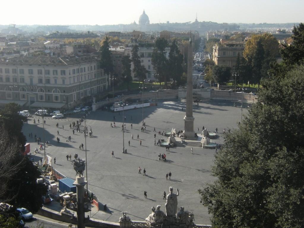 Italy - Rome - Piazza del Popolo - 1 (1024x768)
