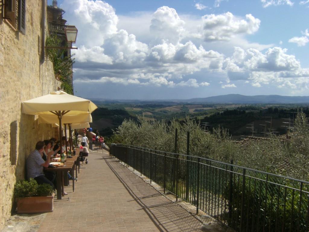 Italy - San Gimignano - Caffe - 1 (1280x960)