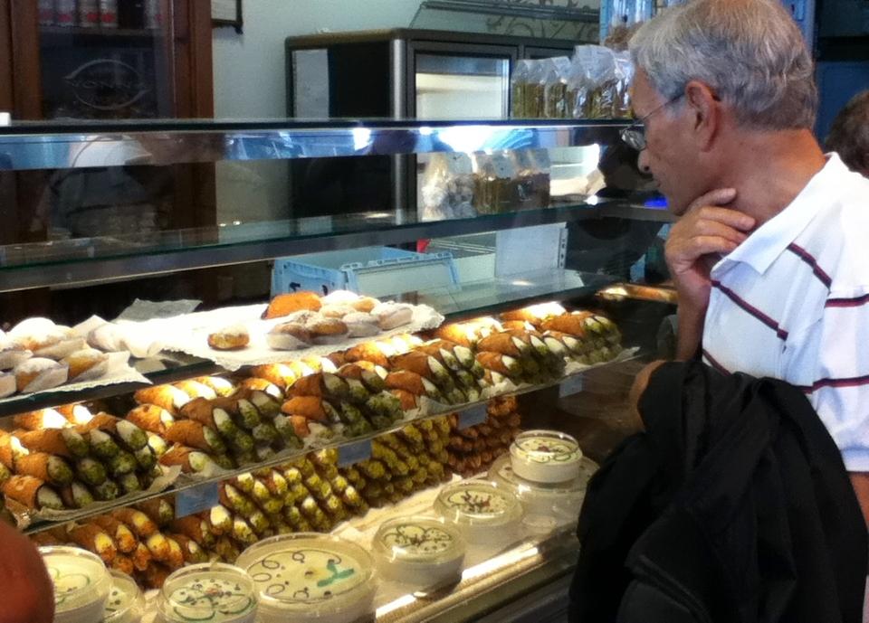 Italy - Sicily - Cannoli