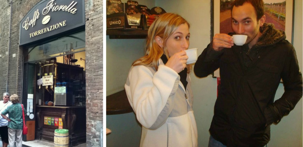 Italy - Siena - Caffe Fiorella - 4