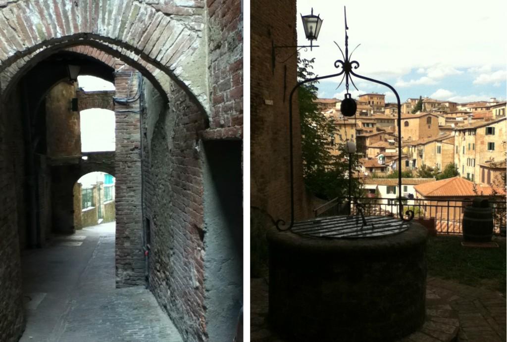 Italy - Siena - Cistern