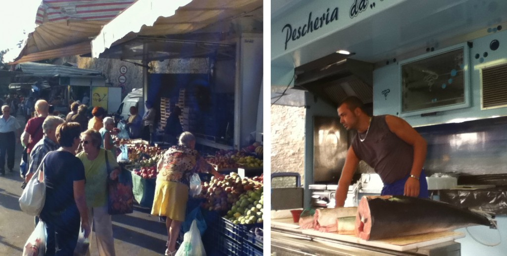 Italy - Siena - Fortezza Market - 5