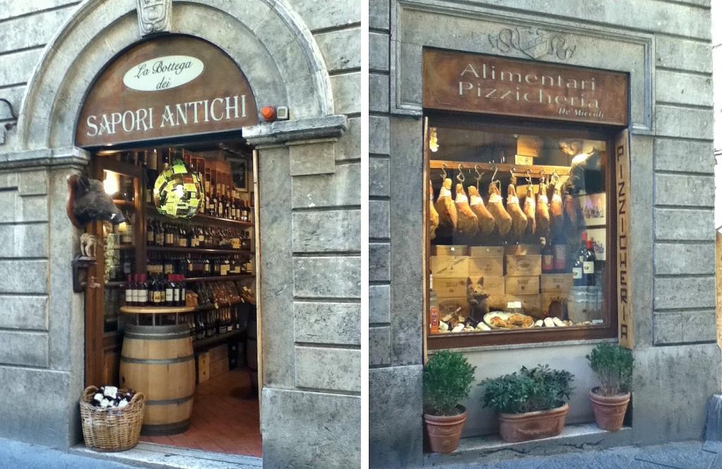 Italy - Siena - Sapori Antichi