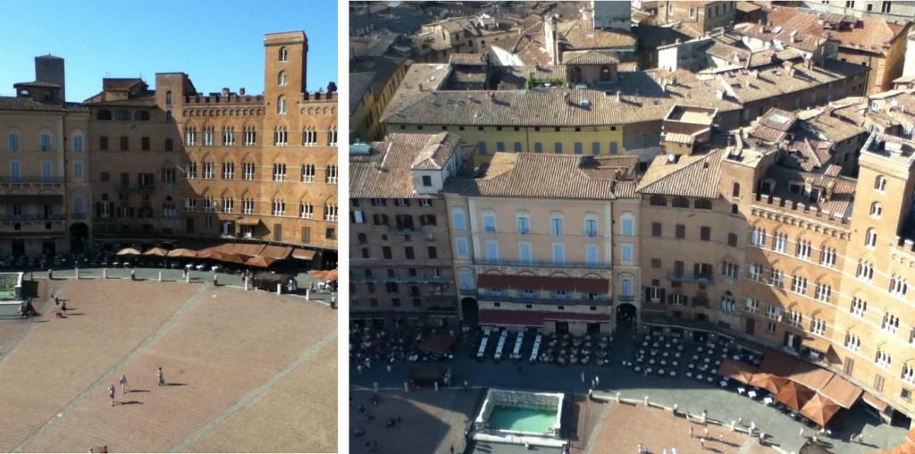 Italy - Siena - il Campo - 4