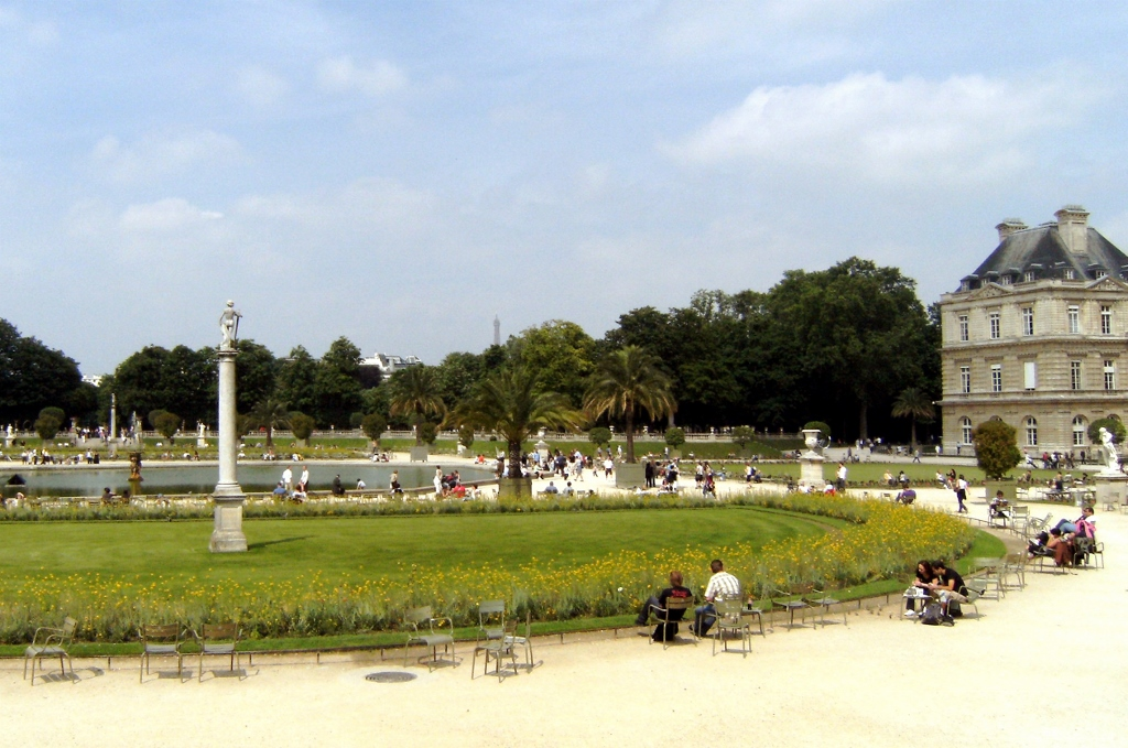France - Paris - Luxembourg Gardens - 7 (1024x679)
