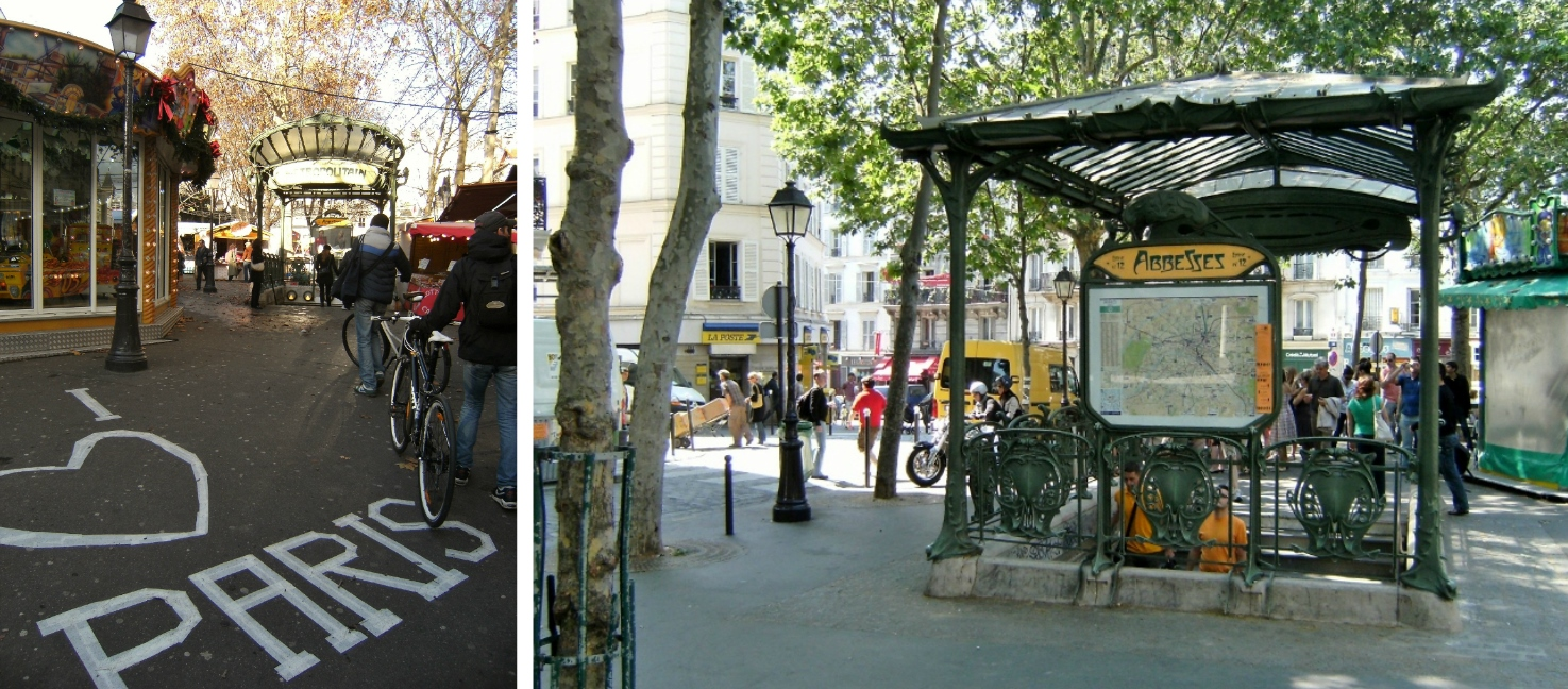France - Paris - Montmartre - 2.1