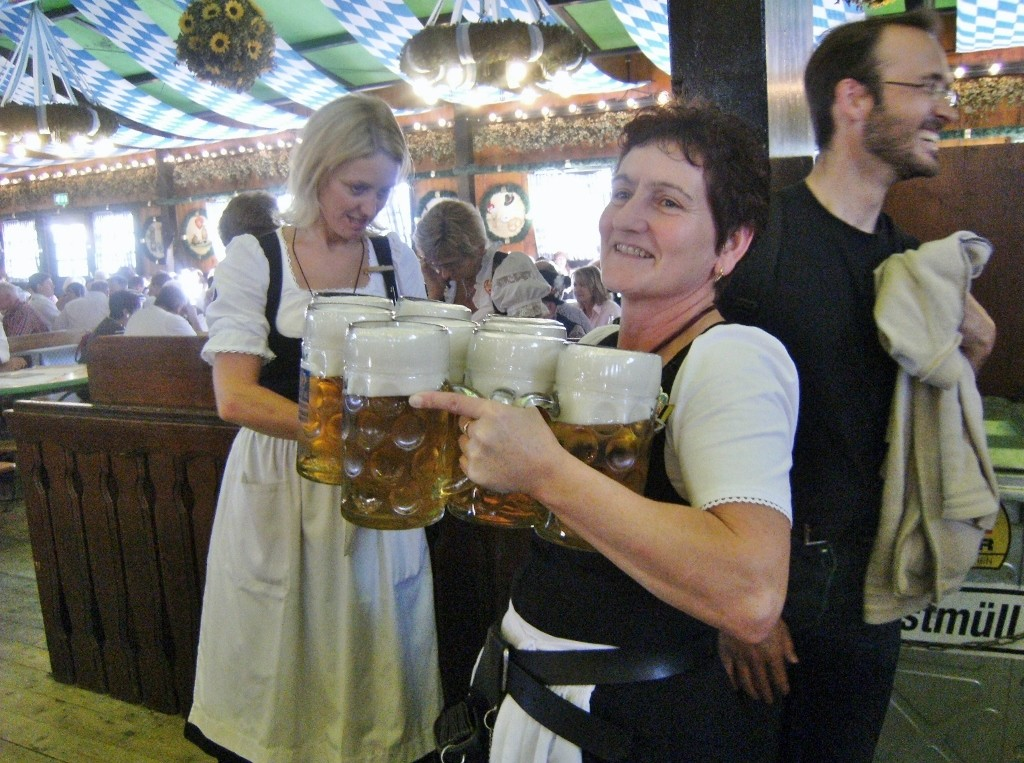 Germany - Munich - Oktoberfest - Beer - 3 (1024x763)