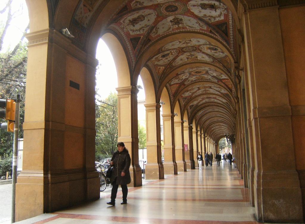 Italy - Bologna - Porticoes - 1 (1024x754)
