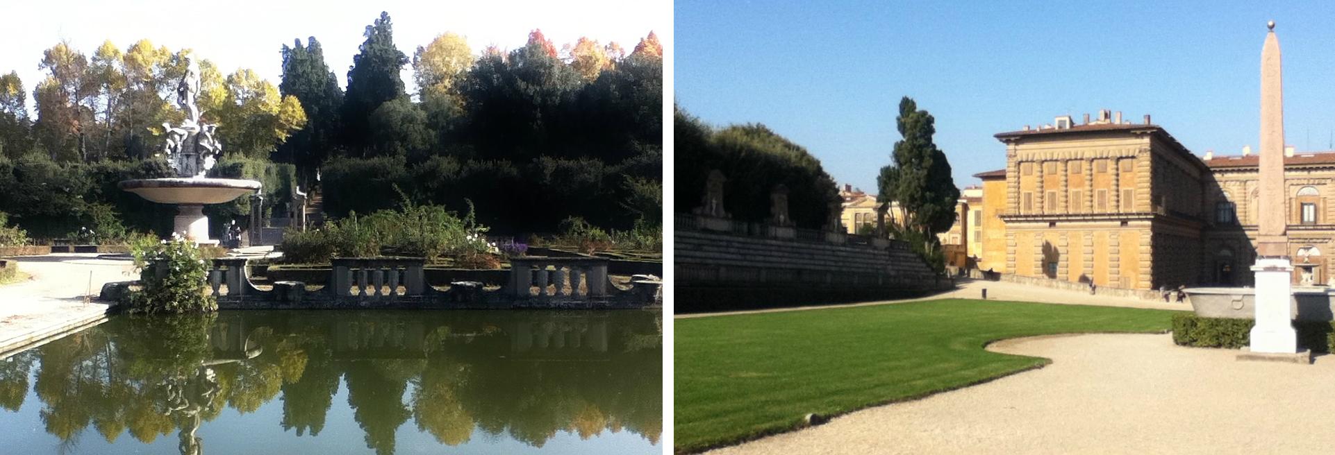 Italy - Florence - Boboli Gardens - 3.1