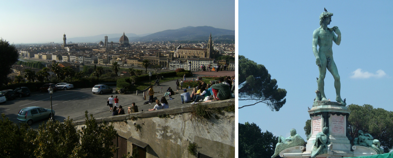 Italy - Florence - Piazzale Michelangelo - 1.1