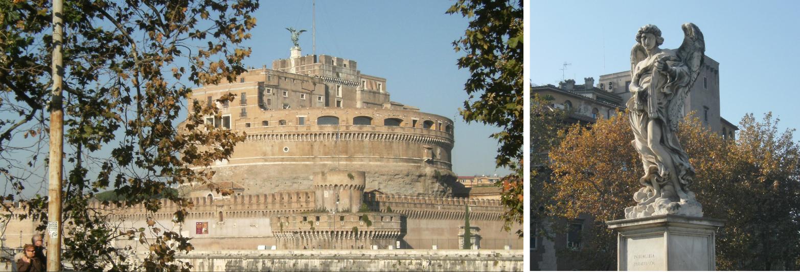 Italy - Rome - Castel Sant Angelo - 1.2