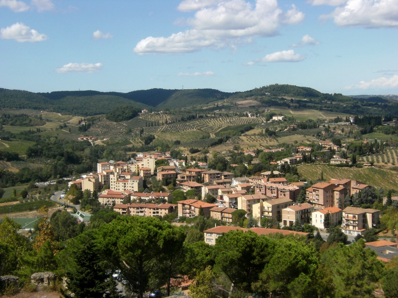 Italy - San Gimignano - 1 (1280x960)