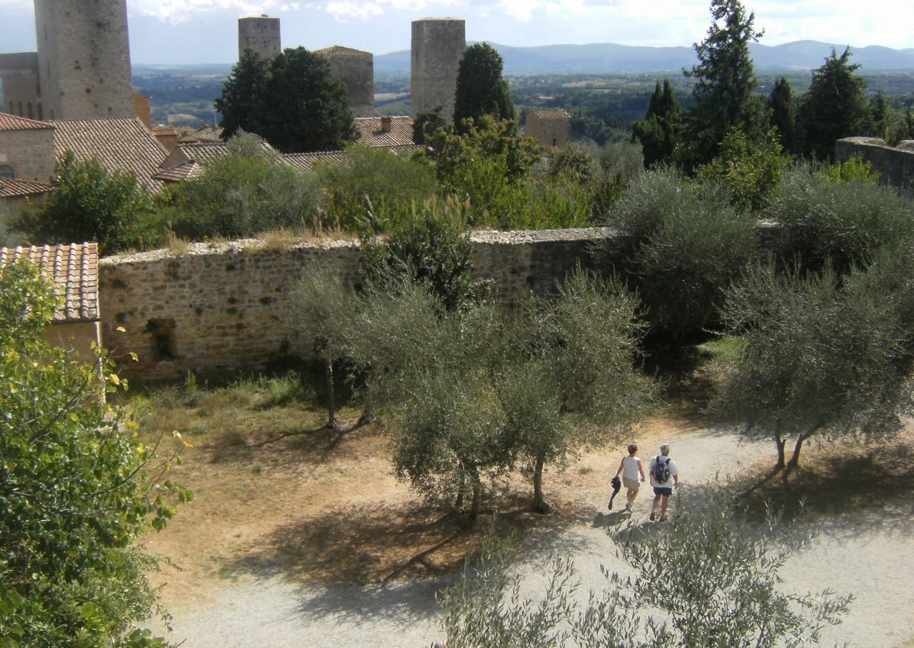 Italy - San Gimignano - Towers - 2 (1280x907) (2)