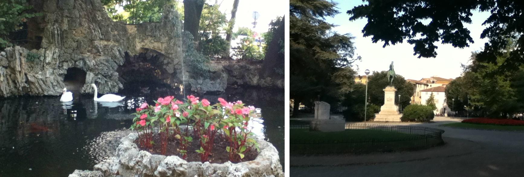 Italy - Siena - Giardini la Lizza - 1