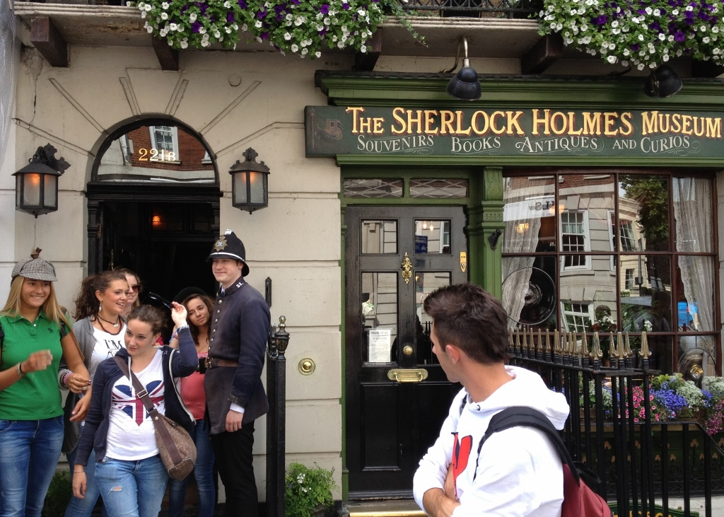 London - Sherlock Museum (1024x731)